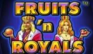 Игровой автомат Fruits and Royals бесплатно онлайн